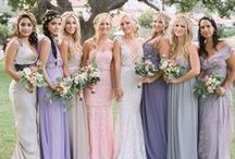 || Wed - Bridesmaids || / - Beautiful ideas for your bridesmaids -