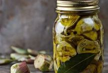 Conserve / marmellate, sciroppi, patè, sott'oli, sott'aceti,pesti e salse