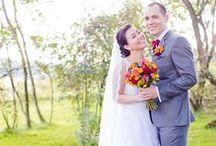 Maniola Wedding in Autumn colors