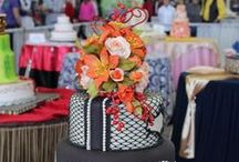 Cake Competition Beauties! / Some of our favorite cakes from Cake Competitions