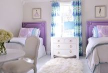 Girls Rooms / Gorgeous girls rooms.