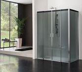 Badkamer Douchewanden