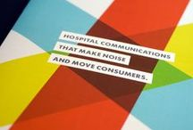 DESIGN / #design #layout #color #balance #concept #modern #type #publication #brochure