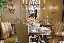 Divine dining rooms
