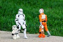 star wars nerd herd. / by Chrissy Fromm