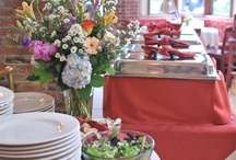 Private Events / Showers, Luncheons, Rehearsal Dinners, Birthday Parties, Retirement Socials, Graduations