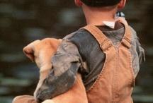 Furry Besties / Can you feel the love tonight? / by WestVet in Idaho