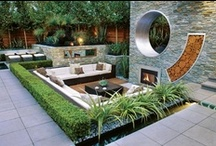 Contemporary landscape Designs / This is our choice on modern contemporary landscaping, some great ideas to include in your next project / by Landscape Brisbane