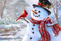 Christmas Crafts / by Ellen Ross