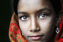 Faces / Beautiful and intriguing faces