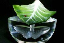 Kimiake Higuchi / Pâte de verre artist