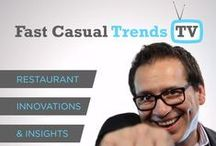 Fast Casual Trends TV: Episodes / The fast casual restaurant scene is shaping a nation of new consumer and restaurants alike. Join us and the top innovators, execs, foodies, and experts as we explore the magic behind what is Fast Casual.