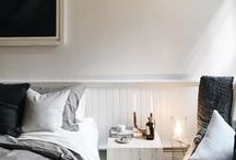 the bedroom / light-filled and gorgeous simplistic bedrooms