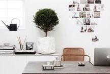 workspaces / inspiration for the home office