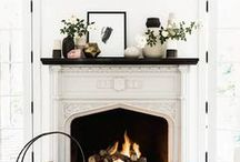 the mantlepiece