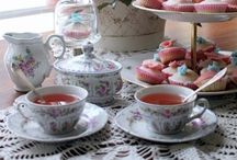 Everything Stops For Tea ! / Teacups, teapots and everything tea related / by Jo Mathews