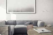 Living room /// Pokój dzienny