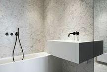Small Bathroom /// Małe łazienki