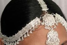 Belly Dancing Jewelry