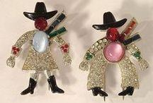 Rhinestone Cowboy  / An ode to the colorful cowboy, the tragically hip misfit, the spurs that jingle, jangle, jingle.
