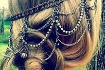 Jewelry for Your Hair