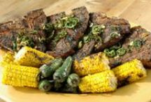 Tucson T-Bones / Yield: 4 servings Method: Direct Grilling / by Barbecue! Bible