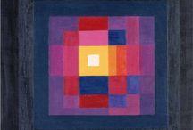 Art I  / ( my list not chronological ) Jean Auguste Dominique INGRES ~ Johannes ITTEN