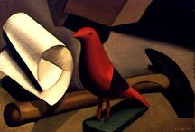 Art L / ( my list not chronological, unsystematic )  LEONARDO ~ Daniel LIBESKIND ~ Tamara de LEMPICKA ~ Richard LONG