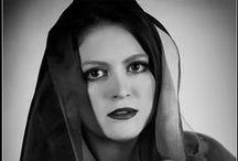 Monochrome Portfolio - People / Monochrome Portrait Work