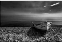 Monochrome Portfolio / Examples of monochrome landscapes and subjects.