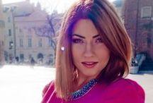 casual / Modelka : Azja Makijaż:  Anna Zabawa Zdjęcia i stylizacja : Fanaberie Multistore