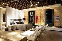 Lofty ideals / Loft living