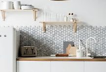 Kitchens / Inspiration and good solutions in the most important room in a home