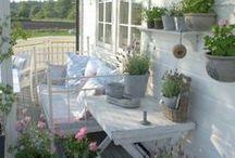 * Home- garden *