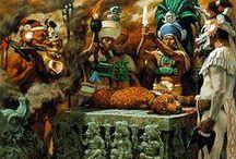 Pre-Columbian / Anciente America Stuf, aztecs, mayan, incan