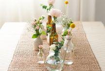 ✿✿✿ Frascos de Vidrio Románticos ✿✿✿ / Ideas para reciclar frascos y botellas de vidrio.