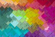 Colors / Gammes de couleurs