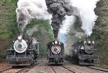 Steam Locomotives / Locomotives_Lokomotívy