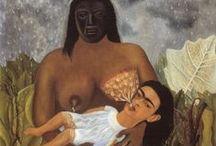 Artist - Frida Kahlo