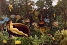 Artist - Henri Rousseau