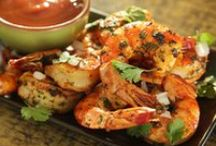 Seafood Recipes / by Barbecue! Bible