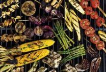 Vegetable Recipes / Recipes from Steven Raichlen for vegetables, fruit, grains, and more. / by Barbecue! Bible
