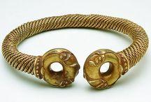 Ancient Jewellery / by Naomi Tracz Jewellery