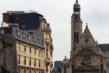 Mouffetard ... incontournables ! / Histoires et monuments du Ve arrondissement. Paris.