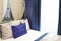 Mouffetard ... pour une nuit ? / Nos hôtels préférés où séjourner dans le Ve arrondissement. #Mouffetard #Quartierlatin #Paris #Hotel