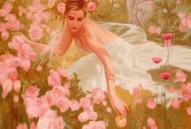 Belle dame  de tout genre / by Isa Scrapisa