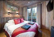 Luxury ski boutique chalets - Alpine Escape / Luxury boutique ski chalets in Courchevel, France