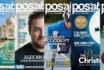 PosAbility Magazine / A sneak peak and the latest issues and information on how to subscribe.