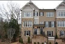 238 Chastain Preserve Lane / Chastain Preserve model townhome