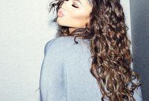 Hair / curly hair, don't care ;)